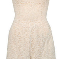 Lace Romper                                                                                          :: Dots.com :: Affordable women's clothing  fashion accessories in sizes