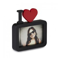 I Heart Photo Frame