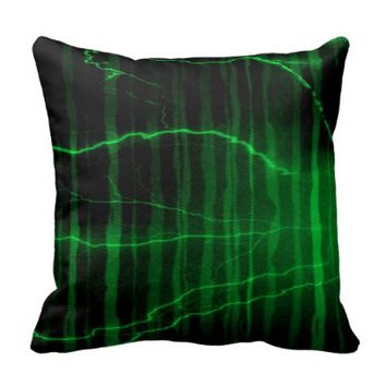 Magic lightning bolt Pillow