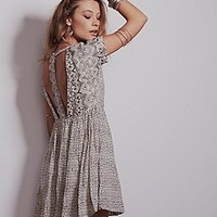 Free People Womens Sundown Babydoll Dress -