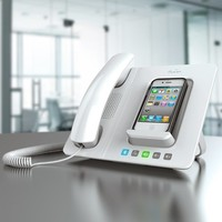 Altigen iFusion SmartStation for iPhone - White