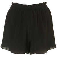 Silk Shorts By Boutique - Boutique  - Designers  - Topshop USA