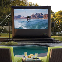 Inflatable Outdoor Projector Screen