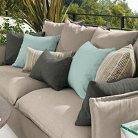 Brisbane Sofa - Lounge Seating - Outdoor - Room & Board