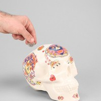 Magical Thinking Sugar Skull Bank - Urban Outfitters