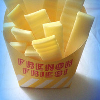 french fries kids soap. box of 12