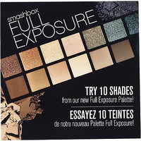 FREE deluxe Full Exposure Palette sample card w/any Smashbox purchase