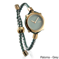 RumbaTime Women's Gramercy Braided Watch