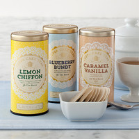 Dessert Teas | Coffee & Teas | Stonewall Kitchen - Specialty Foods, Gifts, Gift Baskets, Kitchenware and Kitchen Accessories, Tableware, Home and Garden Décor and Accessories