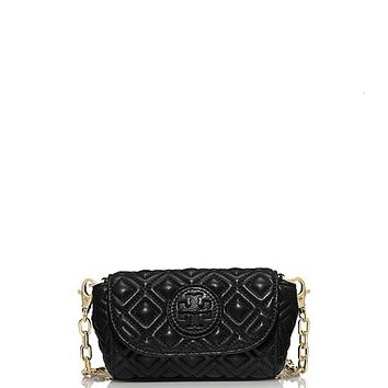 MARION QUILTED CROSS-BODY