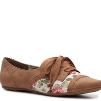 Not Rated Iris Oxford  Flats Women&#x27;s Shoes - DSW