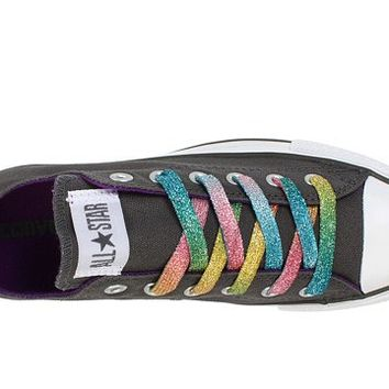 CONVERSE Women's All Star Ox Fun Laces