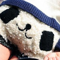 Panda Face Shorts » Funny, Bizarre, Amazing Pictures & Videos