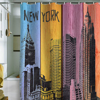DENY Designs Home Accessories | Irena Orlov New York Downtown Shower Curtain