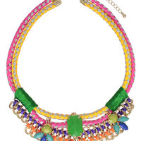 Jaipur Gems Necklace - Handcrafted