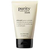 philosophy Purity Made Simple® Mask (4 oz)