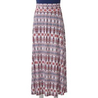 Joe B Cinched Waist Maxi Skirt - Juniors