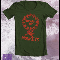 Toy Story tshirt death by 12 monkeys 12 by purplecactusdesign
