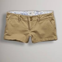 AEO Women's Twill Favorite Shortie