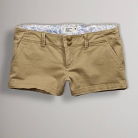 AE Twill Favorite Shortie - American Eagle Outfitters