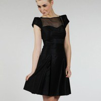 Panelled tailored dress - ENYE - Ted Baker