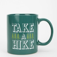 Take A Hike Mug - Urban Outfitters