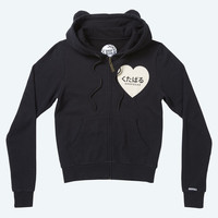 Cat Suit Zip-up Hoody