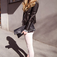black/pink at Fashion Squad on we heart it / visual bookmark #28186673