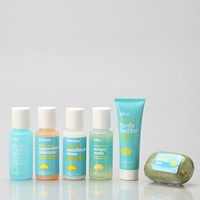 bliss Lemon + Sage Sinkside Six Pack Travel Set- Assorted One
