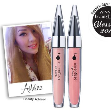 *SP Ashlee's Pick Perfect Pinks - Award Winning Lip Bomb Duo - Mirenesse