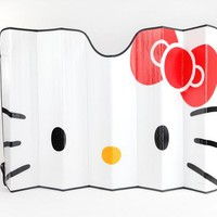 Hello Kitty Car Sunshade: Face