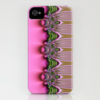 Swags and Tails iPhone Case by Alice Gosling | Society6