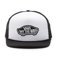 Classic Patch Trucker Hat | Shop Accessories at Vans