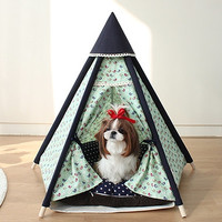 Dog indian tent, teepee tent, pet house, dog house
