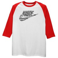 Nike Raglan Graphic T-Shirt - Men's