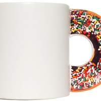 SPRINKLE DONUT COFFEE MUG