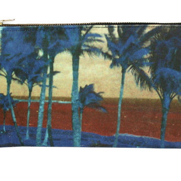 Intrepid Sunset Clutch