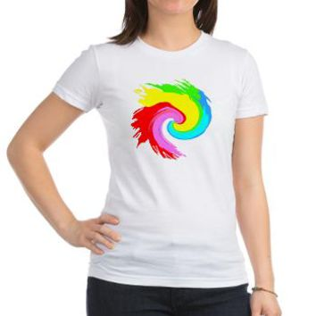 ColorsTwist T-Shirt> ColorsTwist> Girl Tease