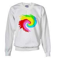 ColorsTwist Sweatshirt> ColorsTwist> Girl Tease