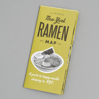 all you can eat press - new york ramen map
