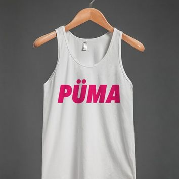 PUMA TANK TOP PINK ART (IDE191932)