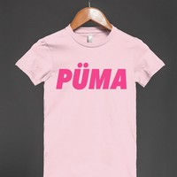 PUMA T-SHIRT LIGHT PINK ART (IDE191945)