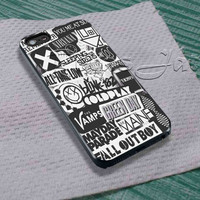 All Symbol Band For - iPhone 4 4S iPhone 5 5S 5C and Samsung Galaxy S3 S4 S5 Case