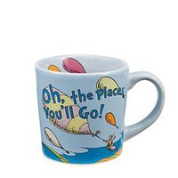 "Art Effect | ""Oh The Places You'll Go!"" Mug"
