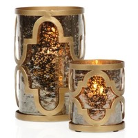 Meridian Hurricane | Candleholders | Accessories | Decor | Z Gallerie