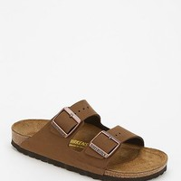 Birkenstock Arizona Nubuck Leather Sandal - Urban Outfitters