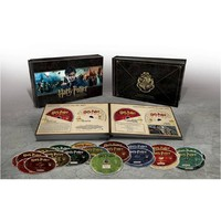 Harry Potter: Hogwarts Collection (31 Discs) (Includes Digital Copy) (UltraViolet) (Blu-ray/DVD) (W)
