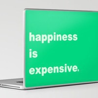 Happiness Laptop & iPad Skin by Romi Vega | Society6
