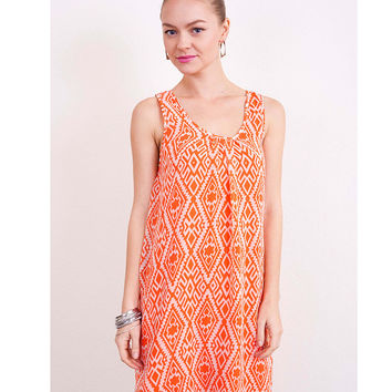 Sunrise Racerback Dress