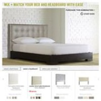 Stria Bed Set | west elm